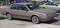 1984 chevrolet celebrity 2-door