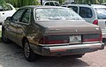 1985 Ford Topaz GLX rear.jpg