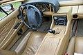 1991 Lotus Esprit Turbo SE (US model), interior, at Greenwich 2018.jpg