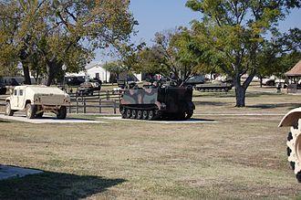 Fort Hood - 1st Cav. Museum