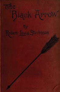 1st Edition of The Black Arrow.jpg