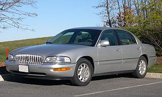 Buick Park Avenue Motor vehicle