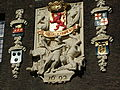 2005-06 Delft Wappen am Armeemuseum.JPG