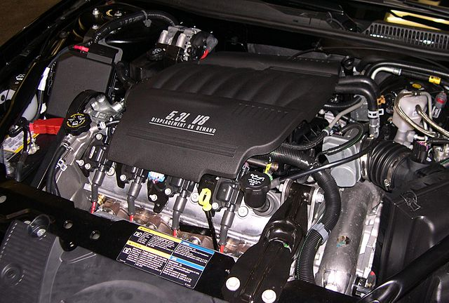 File 2006 Chevrolet Impala Ss Ls4 Engine Jpg Wikimedia