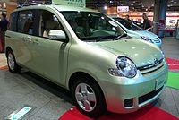 Toyota Sienta thumbnail