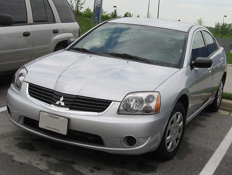 Px Mitsubishi Galant Es