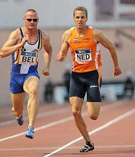Erik Wijmeersch Belgian sprinter