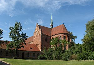 Chorin Abbey - Chorin Abbey