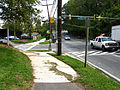 2009 09 24 - 9588 - Silver Spring - MD410 at Rosemary Hills Dr (4013441880).jpg