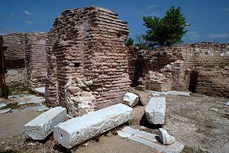 Mosynopolis - Image: 20100418 Maximianoupolis Mosynopolis Rhodope Thrace Greece 4