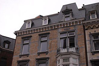 Modillion - Image: 20101111 liege 241 forgeur