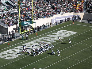 2010 Michigan State Spartans football team - Michigan State vs. Minnesota