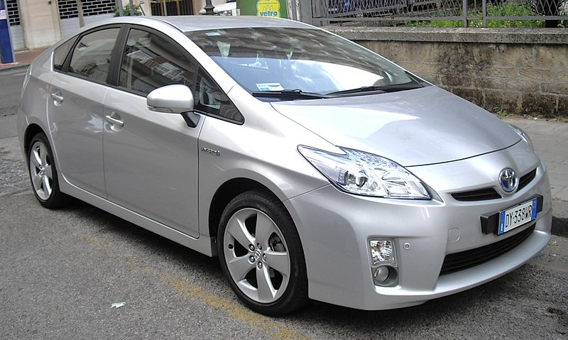 How Do Hybrid Vehicles Perform on the Second-Hand Market