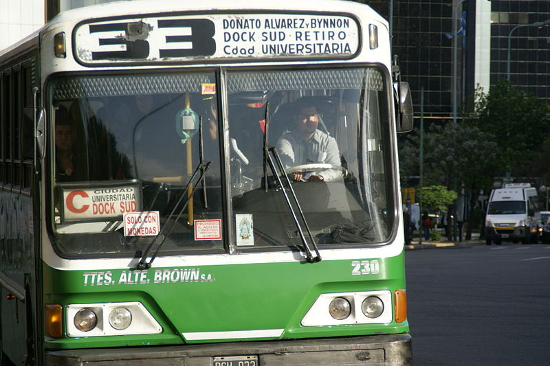 Como ir do Aeroparque para o centro de Buenos Aires