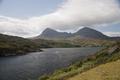 2011 Schotland Quinag met Sàil Gharb links en Sàil Ghorm en Loch Cairnbawn 3-06-2011 12-01-09.png