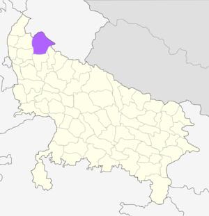 Bijnor district - Image: 2012 bijnor