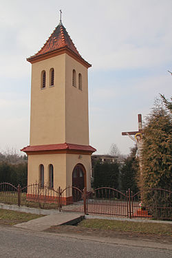 Chapel in Głębocko