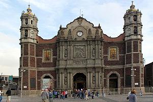 2013-12-23 Antigua Basílica de Nuestra Señora de Guadalupe anagoria