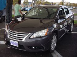 Nissan Altima Wiki >> Nissan Sentra - Wikipedia, la enciclopedia libre
