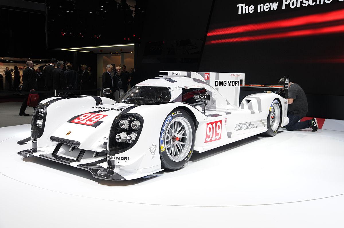 Porsche 919 Hybrid Wikipedia