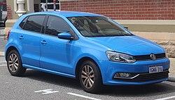 2014-2017 Volkswagen Polo (6R) 81TSI Comfortline hatchback (2018-11- 2f62d5cf065f9