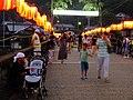 20140729 Ichijima-Kawasuso Matsuri 市島川裾祭(丹波市市島町)竹田川DSCF0491.JPG