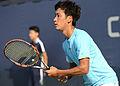 2014 US Open (Tennis) - Qualifying Rounds - Yuichi Sugita (14846865369).jpg