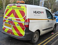 File 2015 Ford Transit Courier Base Tdci 1 5 Front Headway Trafic Maintenance Jpg Wikimedia Commons