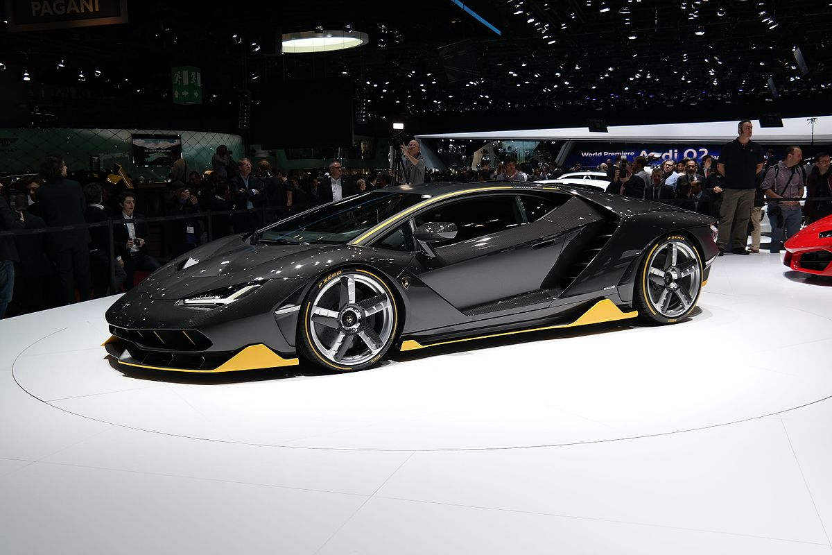 lamborghini centenario wikipedia. Black Bedroom Furniture Sets. Home Design Ideas
