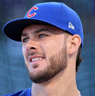 Kris Bryant American baseball player