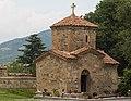 2016 Mccheta, Klasztor Samtawro, Cerkiew św. Nino (01).jpg