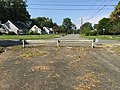 2017-09-05 10 39 43 View west from the stub end (dead end) of Rutledge Avenue in Ewing Township, Mercer County, New Jersey.jpg