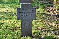 2017-09-28 GuentherZ Wien11 Zentralfriedhof Gruppe97 Soldatenfriedhof Wien (Zweiter Weltkrieg) (071).jpg