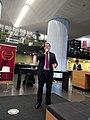 2017 Wellington Central candidates debate (Grant Robertson 3).jpg