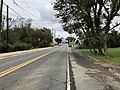 2018-10-11 13 03 38 View north along Virginia State Route 245 (Fauquier Avenue) between Piedmont Lane and Forrest Lane in The Plains, Fauquier County, Virginia.jpg