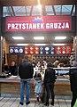 20181201 134003 Georgische Küche in Bielsko-Biala, Chatschapuri, Chinkali.jpg