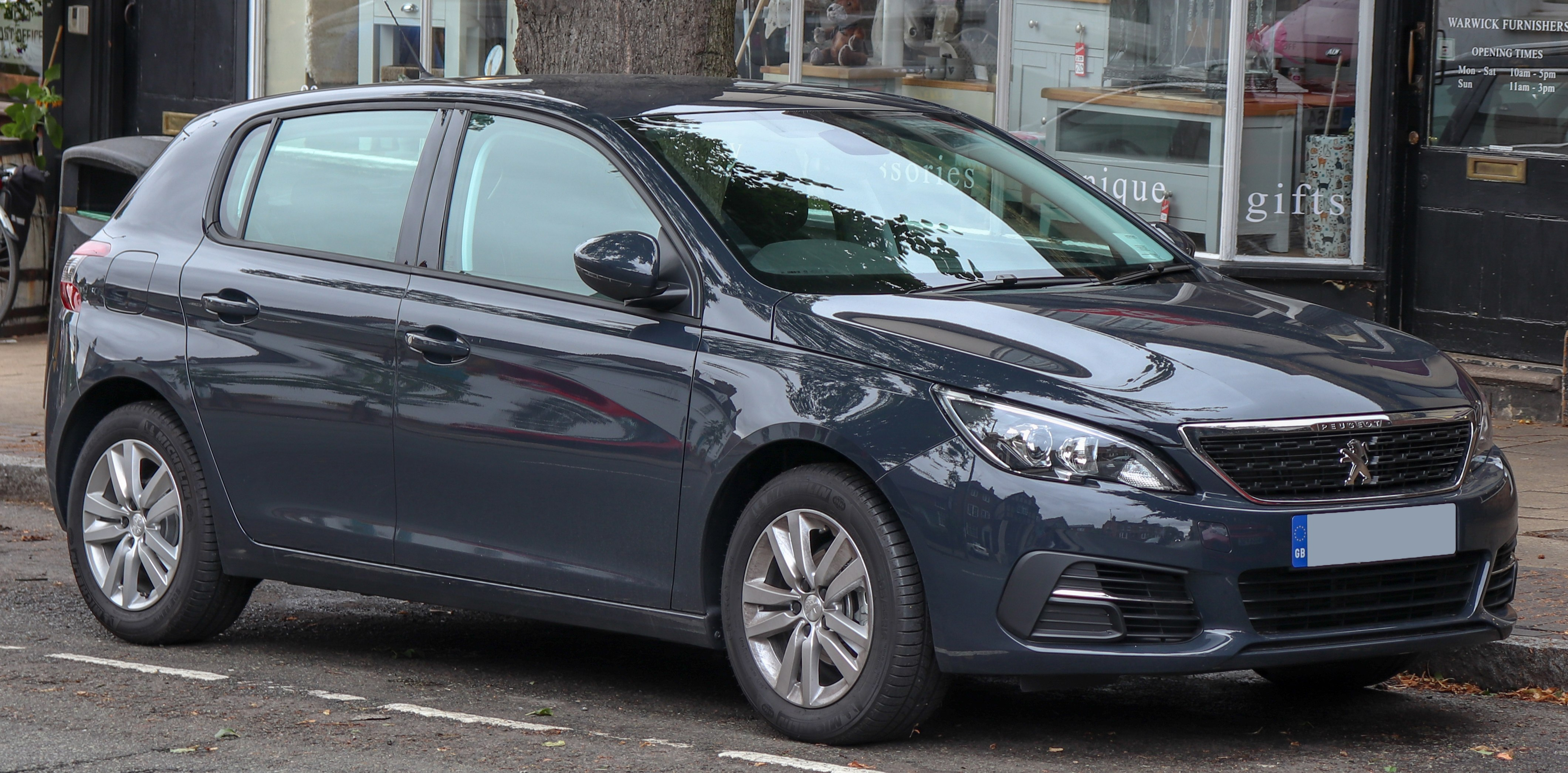 Peugeot 308 CC - The complete information and online sale with free