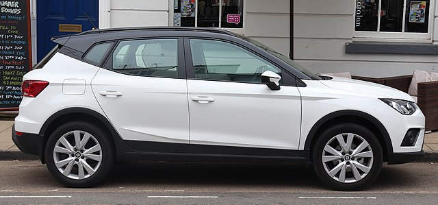 Image of 2018 SEAT Arona SE Technology TSi 1.0 Side