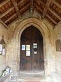 28 Aslackby St James, exterior- Nave South Door.jpg