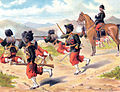 29TH BOMBAY NATIVE INFANTRY on Firing Exercise 1885 Simkin.jpg