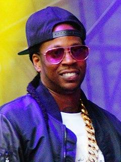 2 Chainz American rapper