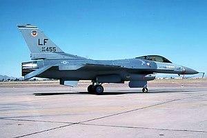 311th Fighter Squadron - 311th TFTS F-16C Block 30A Fighting Falcon 85-1455
