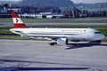 43aq - Austrian Airlines Airbus A320-214; OE-LBP@ZRH;07.11.1998 (5362917837).jpg