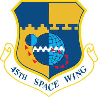 45th Space Wing - Image: 45th Space Wing