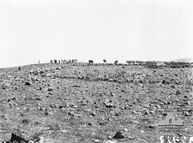 4th Light Horse Regiment at Kaukab (AWM B02923).jpg