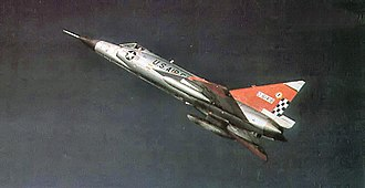37th Air Division - Image: 57th Fighter Interceptor Squadron F 102A 56 1418 1969