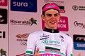 5 Etapa-Vuelta a Colombia 2018-Ciclista Sergio Higuita-Lider Sub 23.jpg