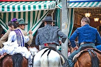 Seville Fair - Image: 6023642780 d 0cfcae 67e o feria abril