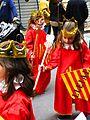 687 L'Estoreta Velleta, c. Roteros (València), desfilada infantil.jpg