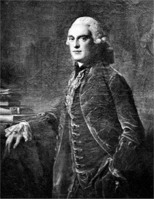 George Coventry, 6th Earl of Coventry - The 6th Earl of Coventry.